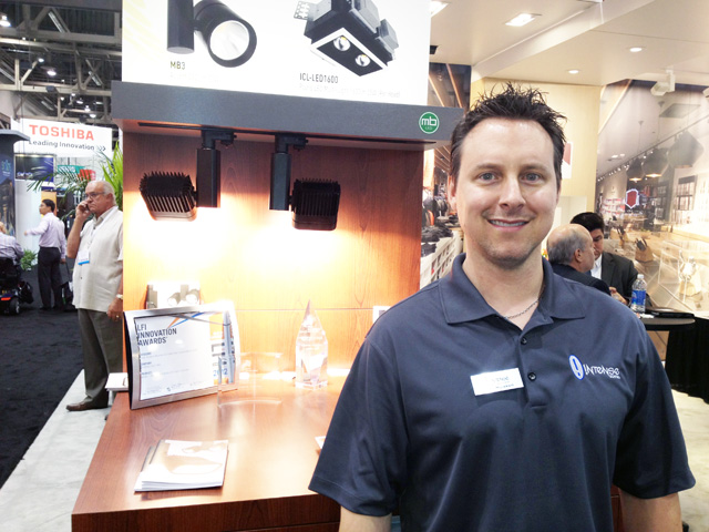 LightFair 2012 in Las Vegas