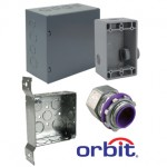 Orbit Announces 98.7 % Fill Rate on Electrical Products . . . or Back Order is Free