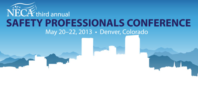 Neca third annual Safety Professionals Conference