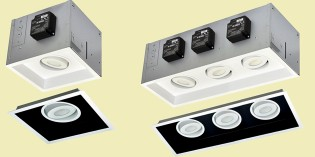 LED Multi Lighting Systems Now Featured in Versatile Range Of Models From Nspec by Nora Lighting