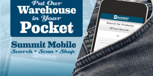 Summit Electric Supply's New Mobile App Puts a Warehouse in Your Pocket